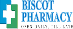 logo Biscot Pharmacy